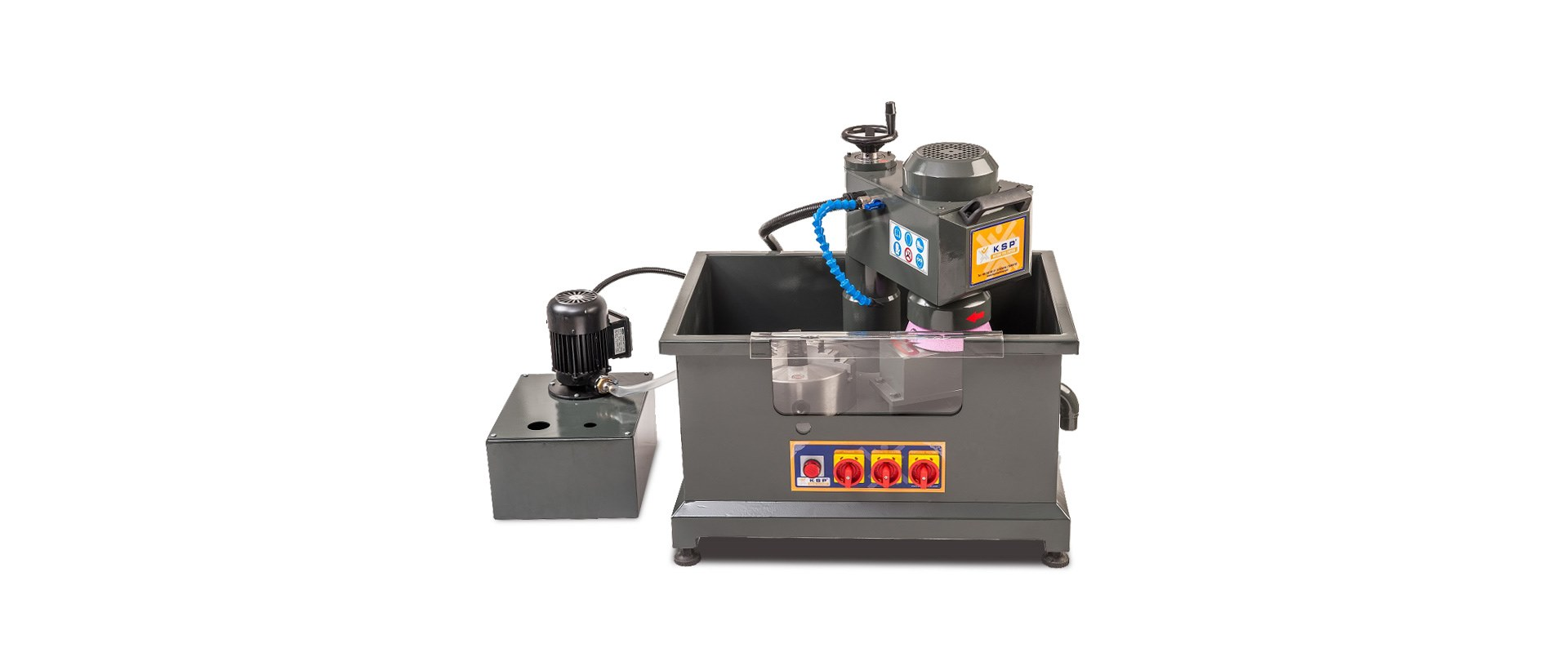 Shim Grinding Machine with Cooling System